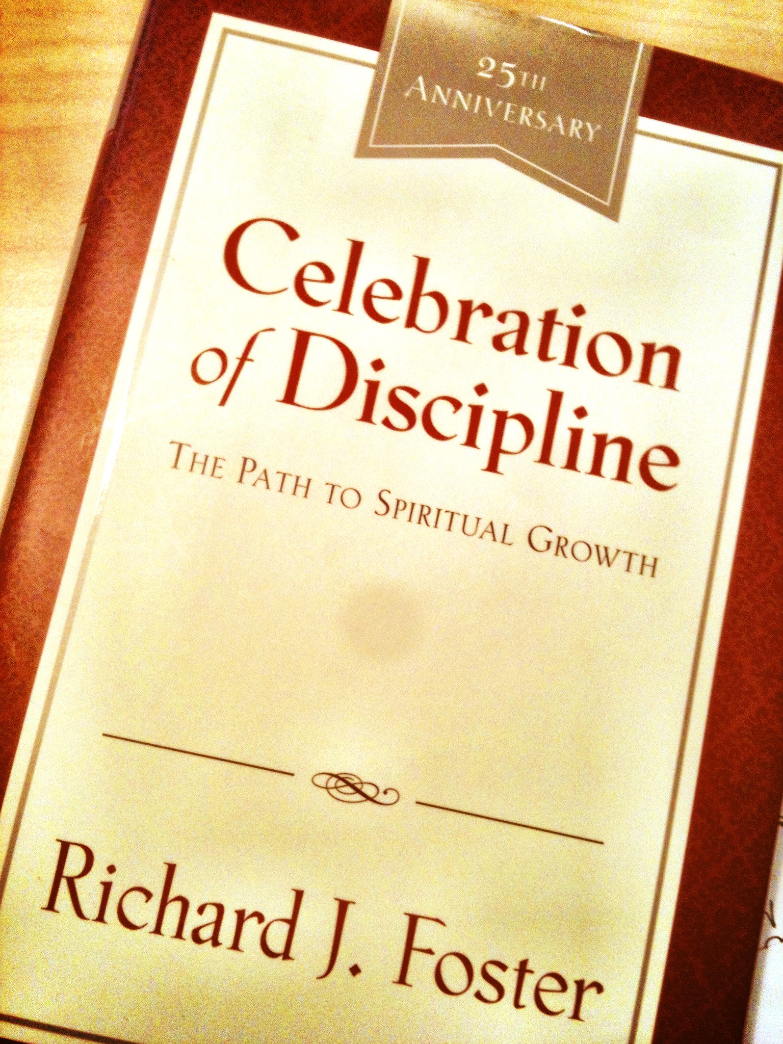 the celebration of discipline Celebration of discipline by r foster, 9780060628390, available at book depository with free delivery worldwide.