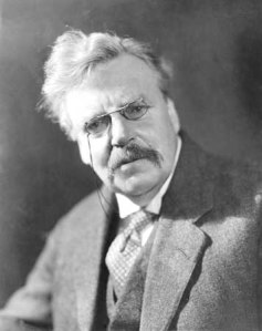 G. K. Chesterton on the Joy of...