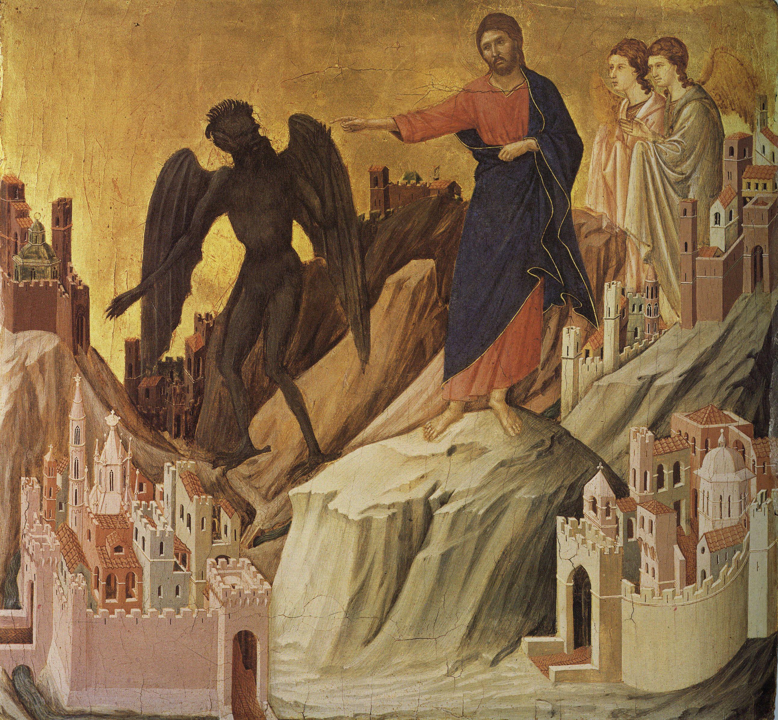 The Temptation of Christ on the Mountain (Duccio di Buoninsegna).jpg