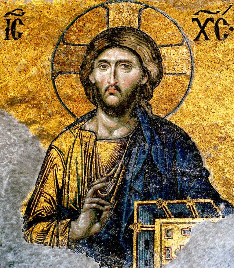 image 2 - Jesus Pantocrator