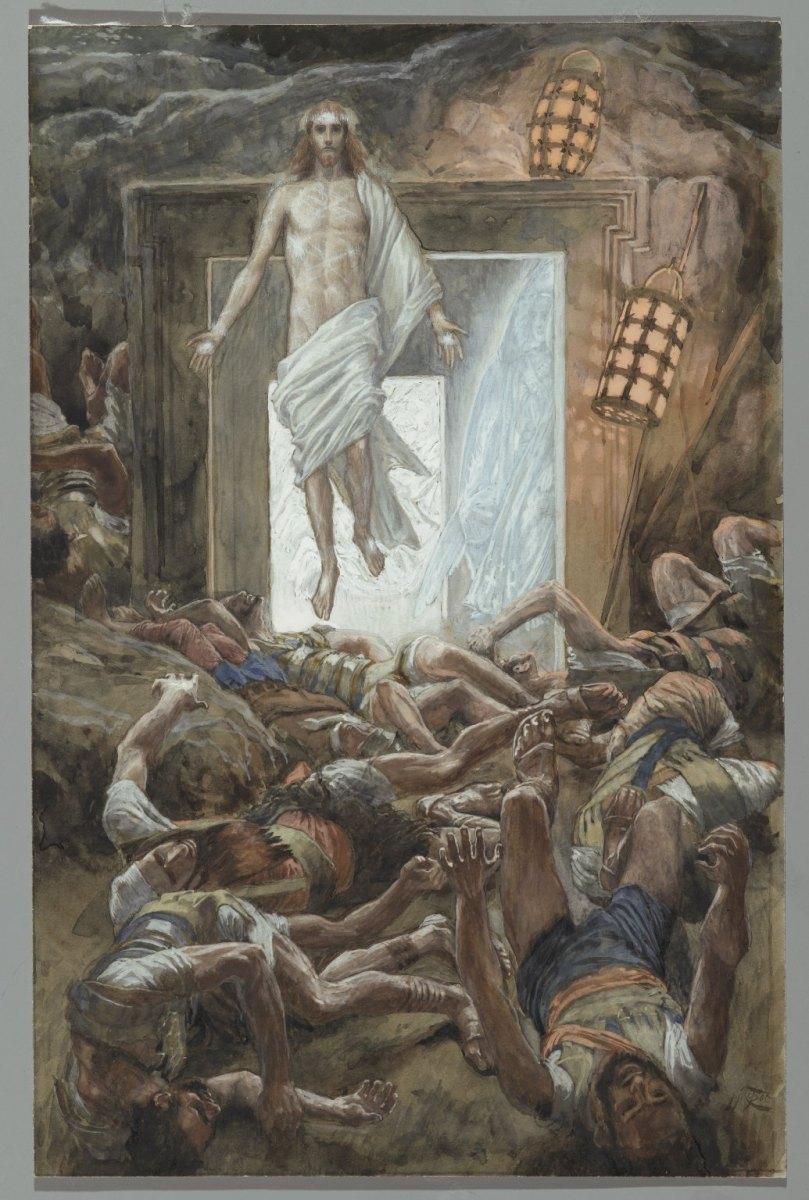 Tissot - La Resurrection