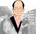 Pro-Life Demonstrators Face Pro-Choice Demonstrators