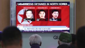 Korean prisoners