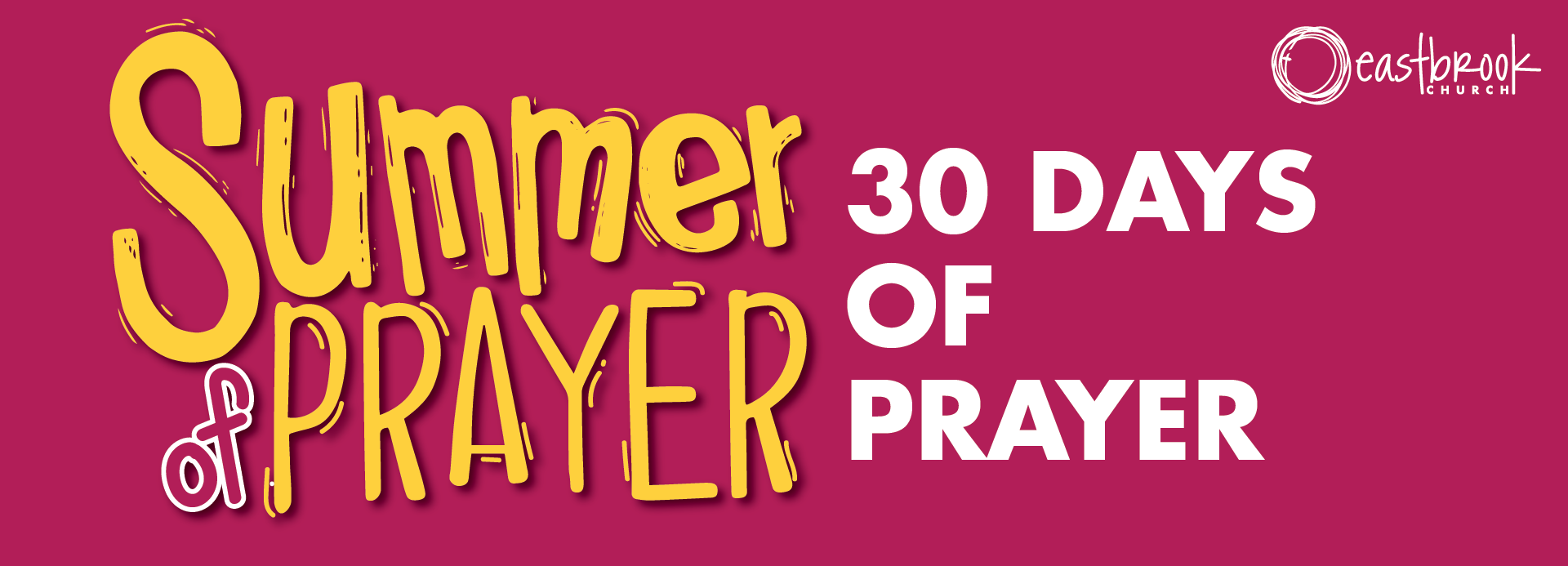 Summer of Prayer Ads_Banner