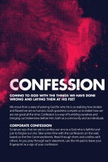 Confession 1