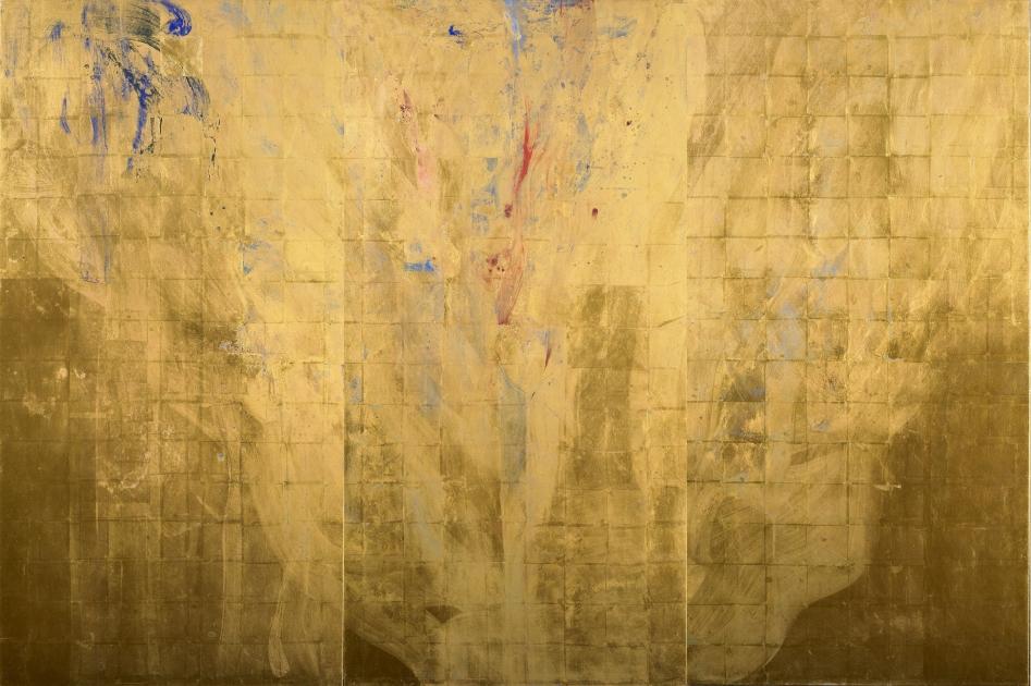 Golden Fire II - Makoto Fujimura.jpg