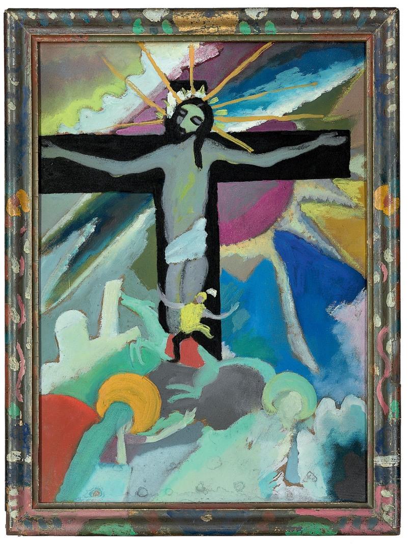 Crucified Christ - Wassily Kandinsky.jpg