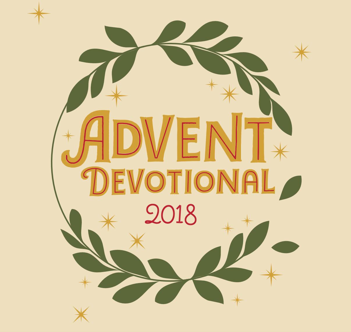 Advent devotional 2018