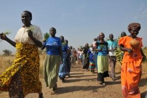 uganda peace