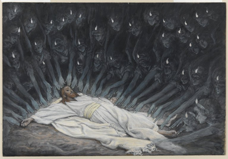 James Tissot - Jesus Ministered to by Angels.jpg