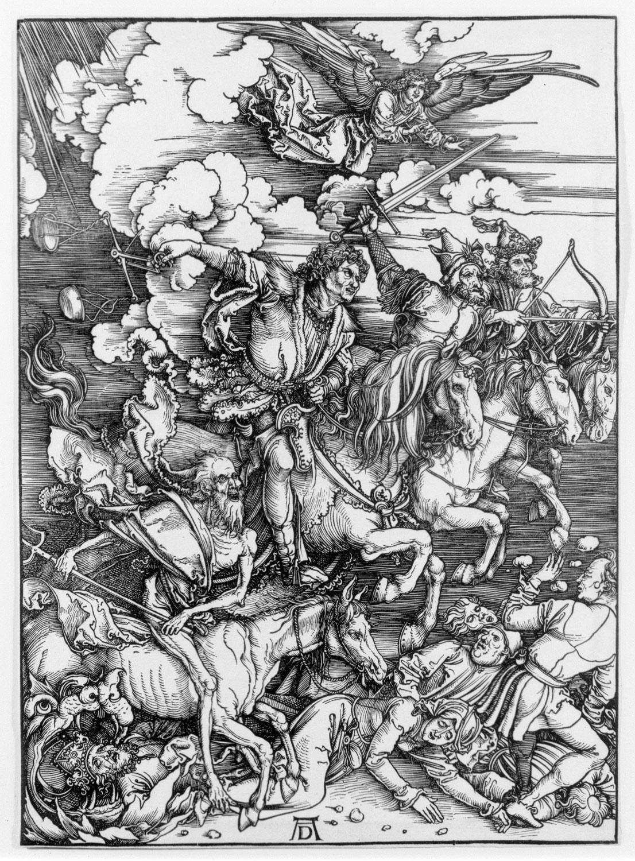 Albrecht Dürer, The Four Horsemen of the Apocalypse.jpg