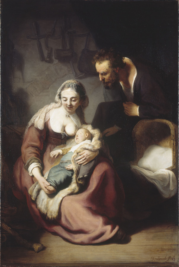 Rembrandt - The Holy Family (Munich).jpg