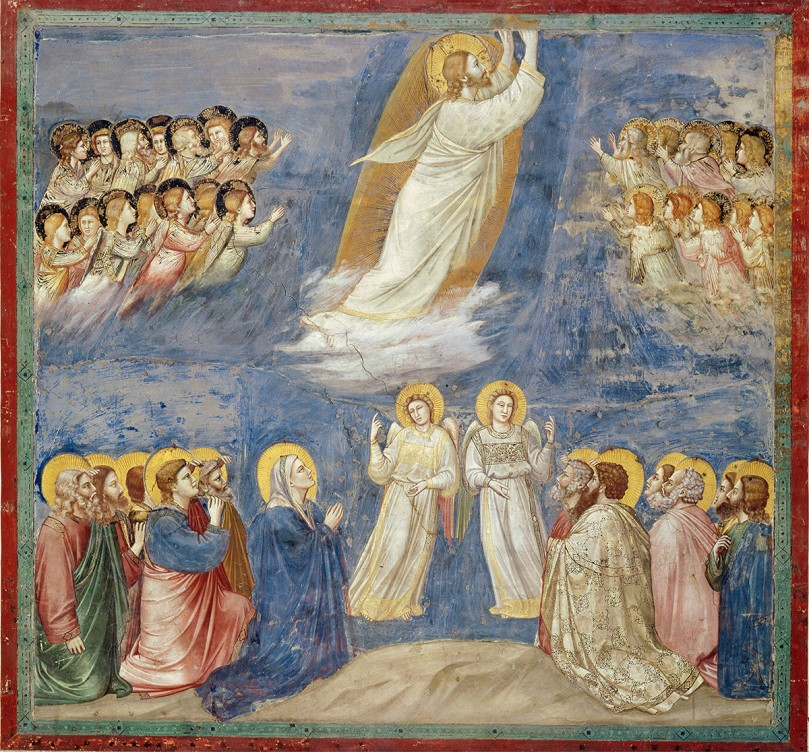 The Ascension of Christ - Giotto.jpg