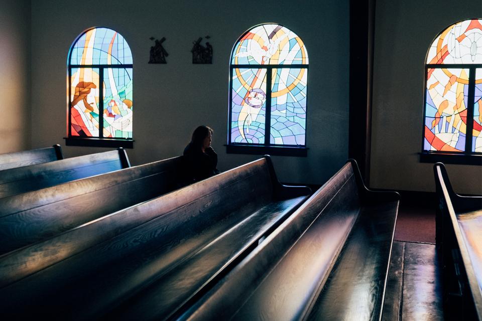 Crying in Church