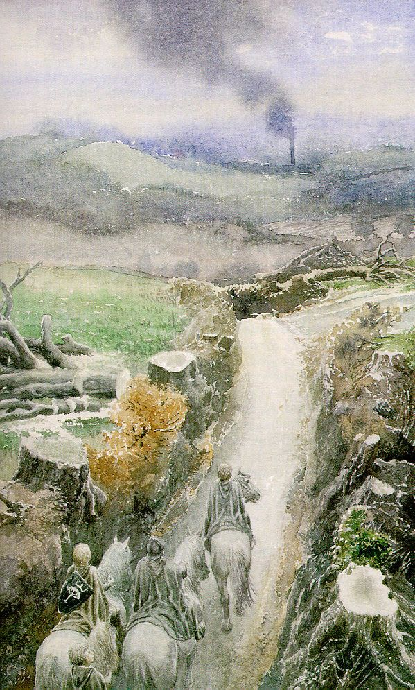 return to shire alan lee