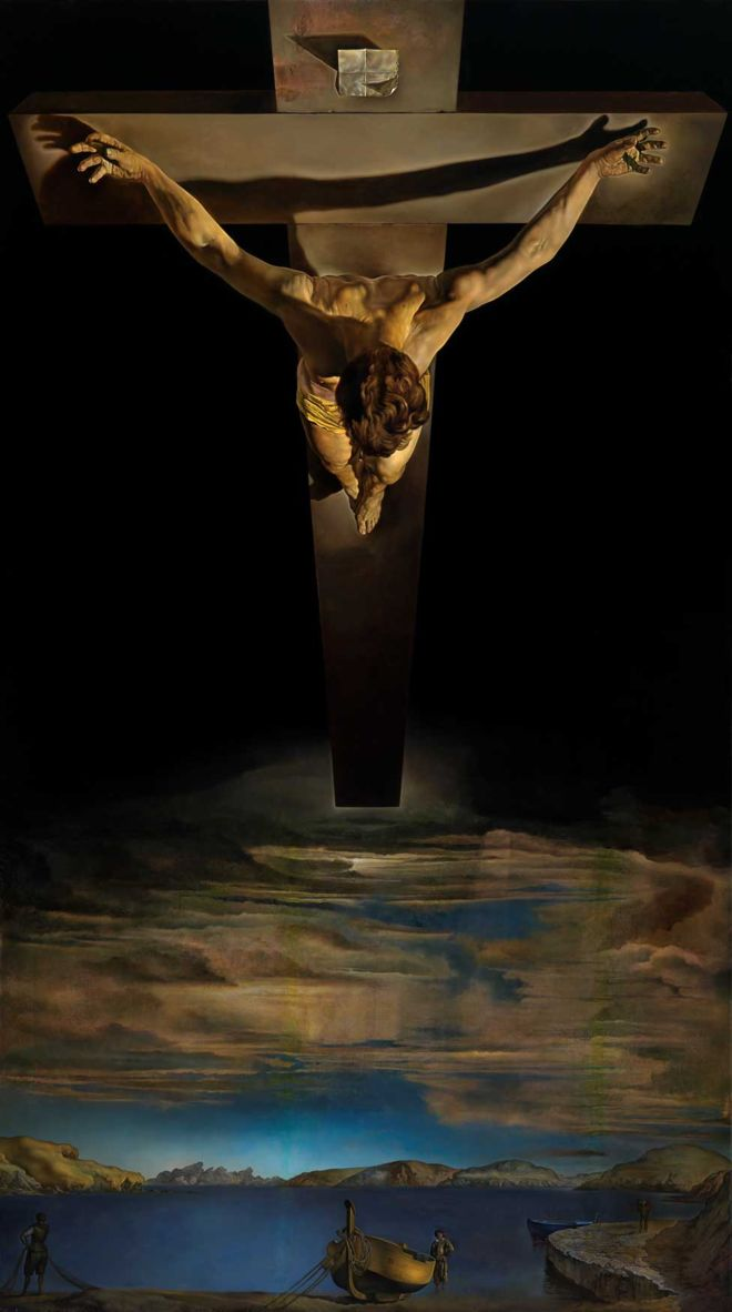 Christ of St John of the Cross - Dali.jpg