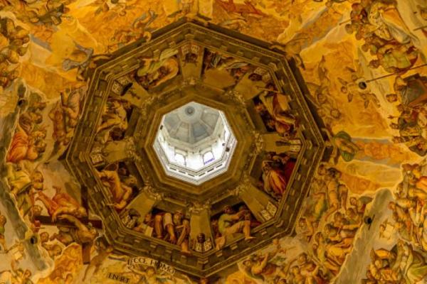 Judgment Day Florence Cathedral