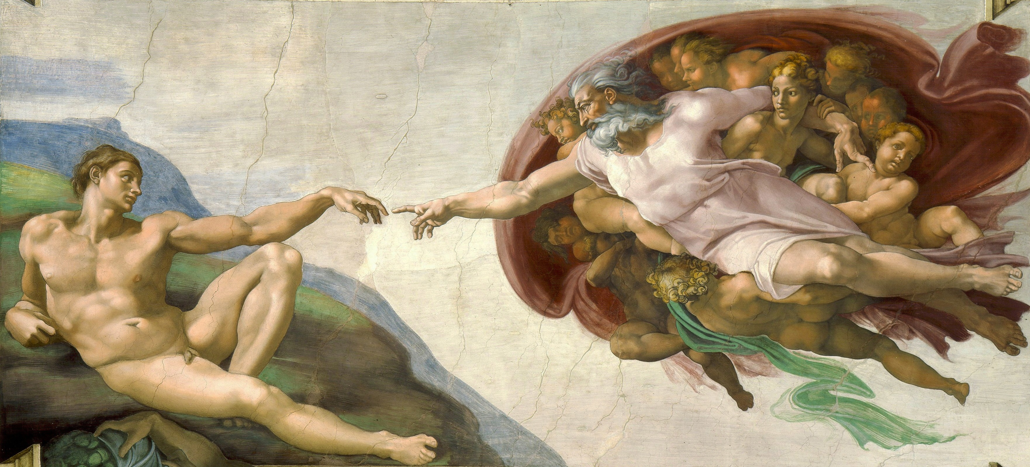 Michelangelo - Creation of Adam.jpg
