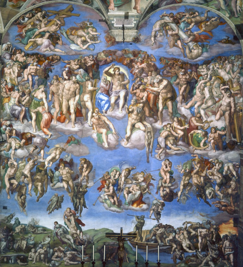 Michelangelo - Last Judgment.jpg