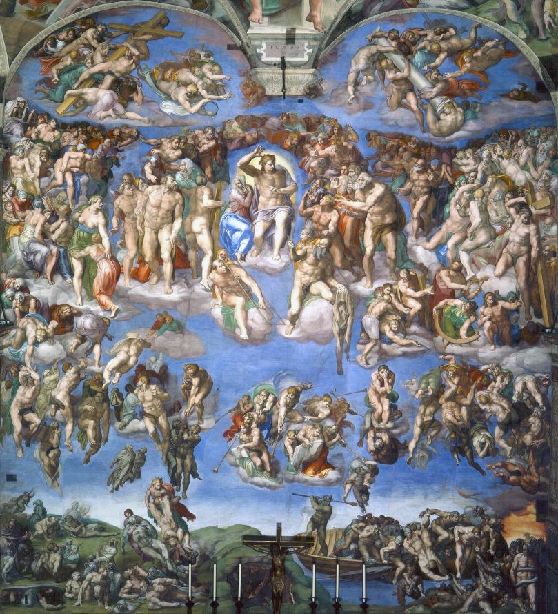 Michelangelo - Last Judgment.jpg