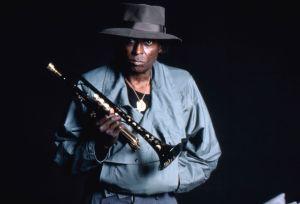 Miles David deep blue trumpet
