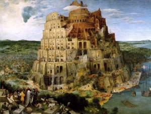 Pieter Brueghel - Tower of Babel