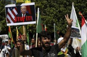 Kurds Syria Trump