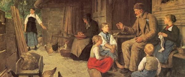 Anker_Grossvater_erzählt_eine_Geschichte_1884-1