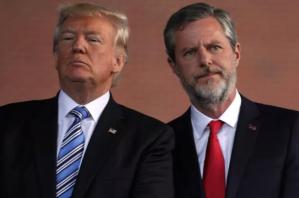 Donald Trump & Jerry Falwell