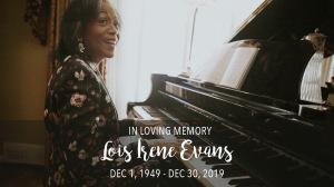 Lois Irene Evans