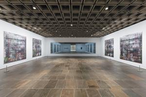 Gerhard Richter: <i>Birkenau</i> (installation view), 2014