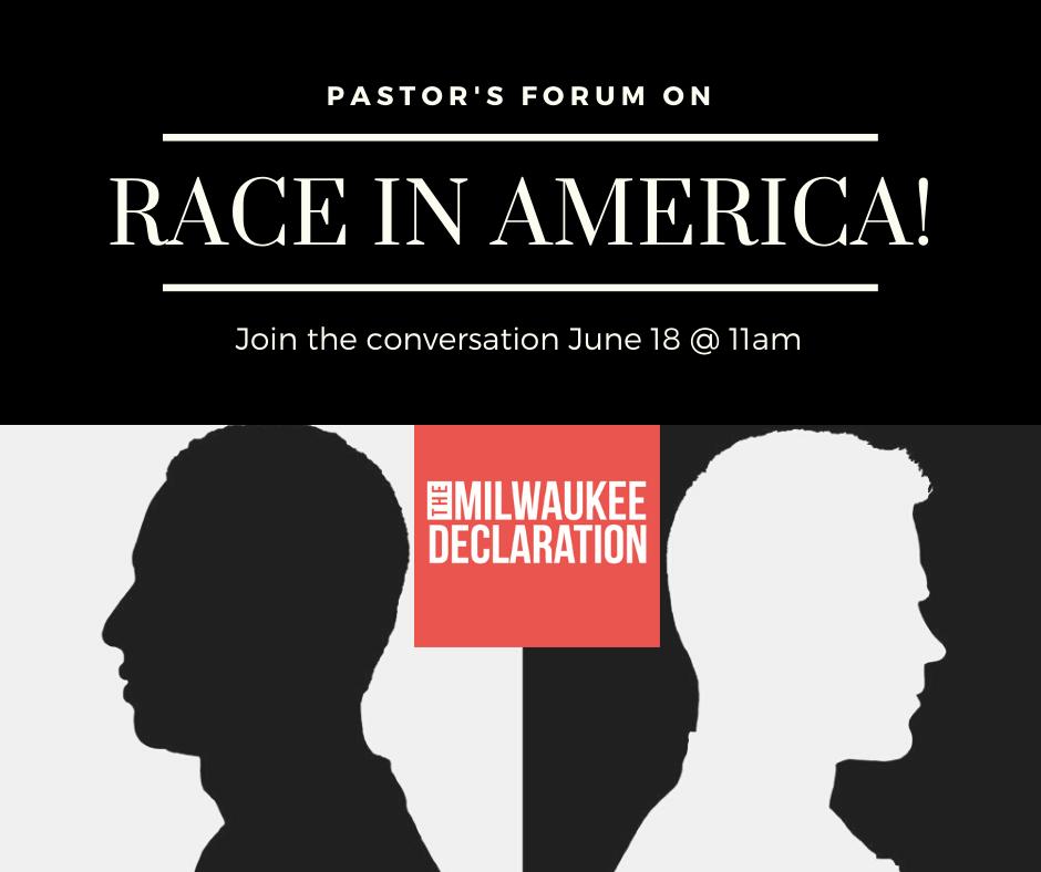 Pastor's Forum on