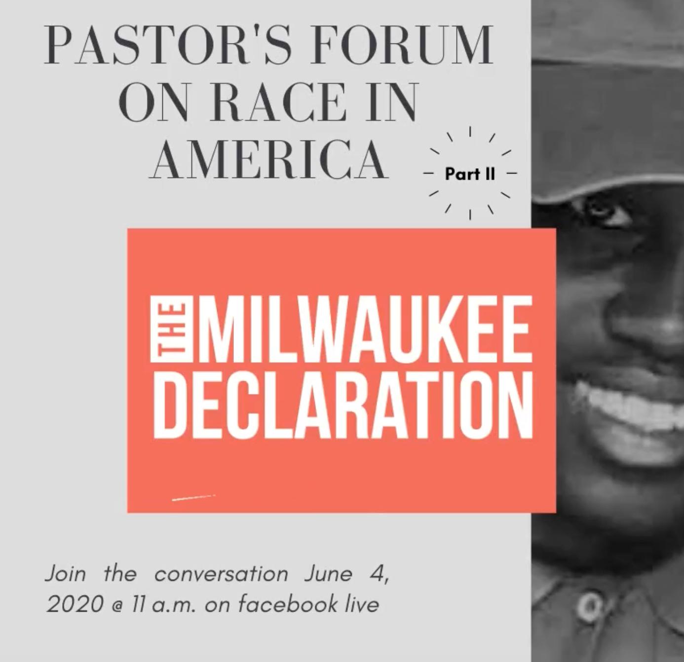 Pastors Forum part 2