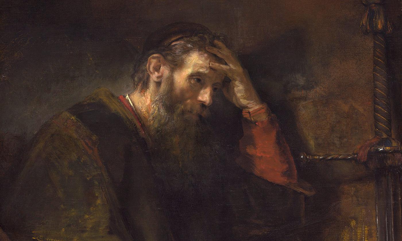 Rembrandt Paul