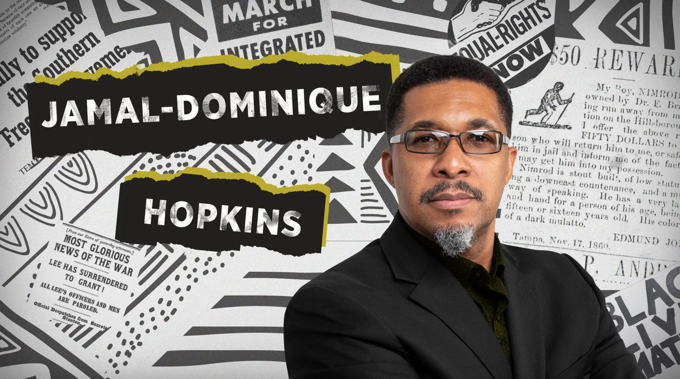 Jamal- Dominique Hopkins