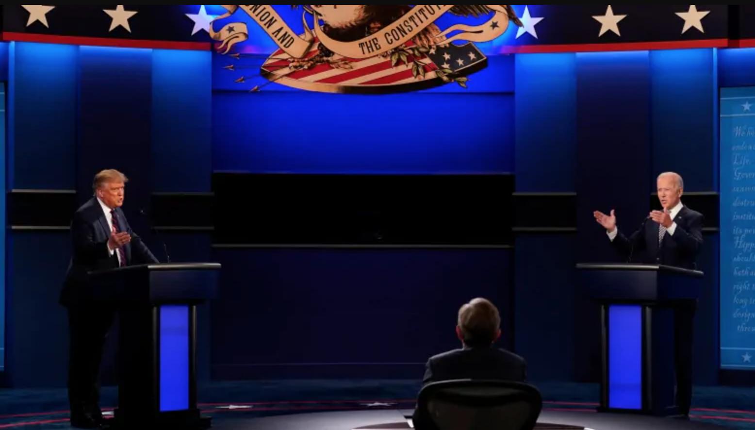 2020 presidential debate