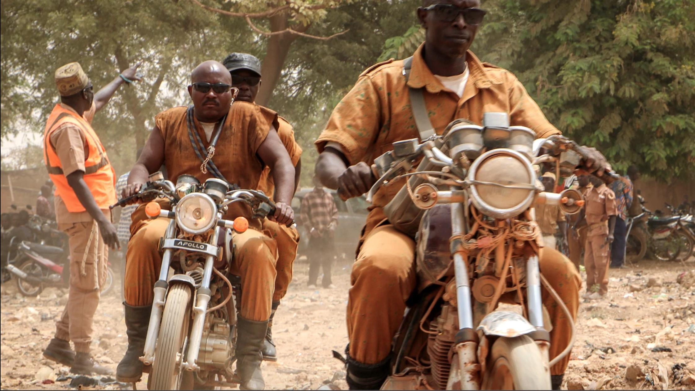Burkina Faso milita
