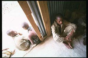 Eritrea prisoner