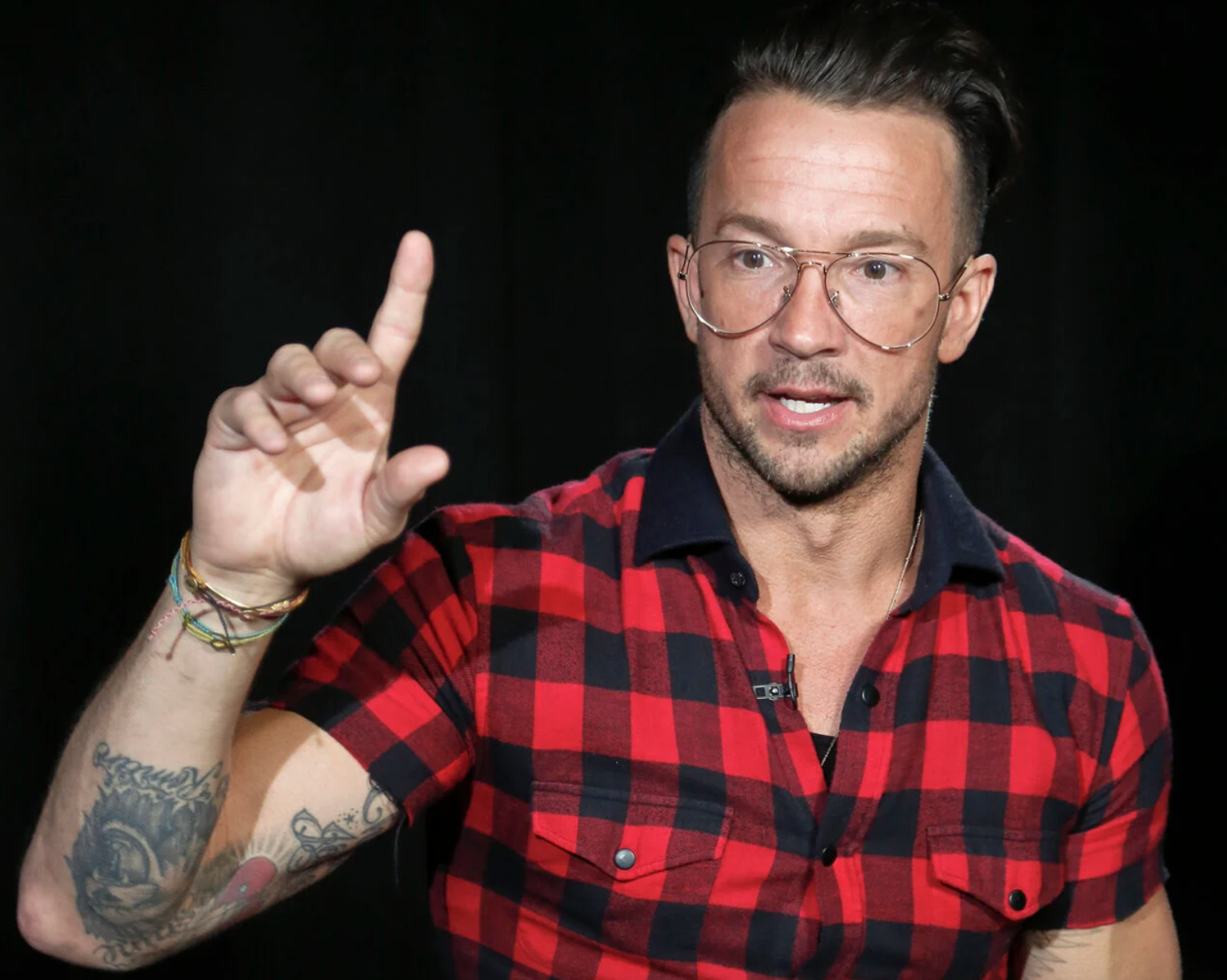 Carl Lentz - K Beaty