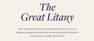 The Great Litany