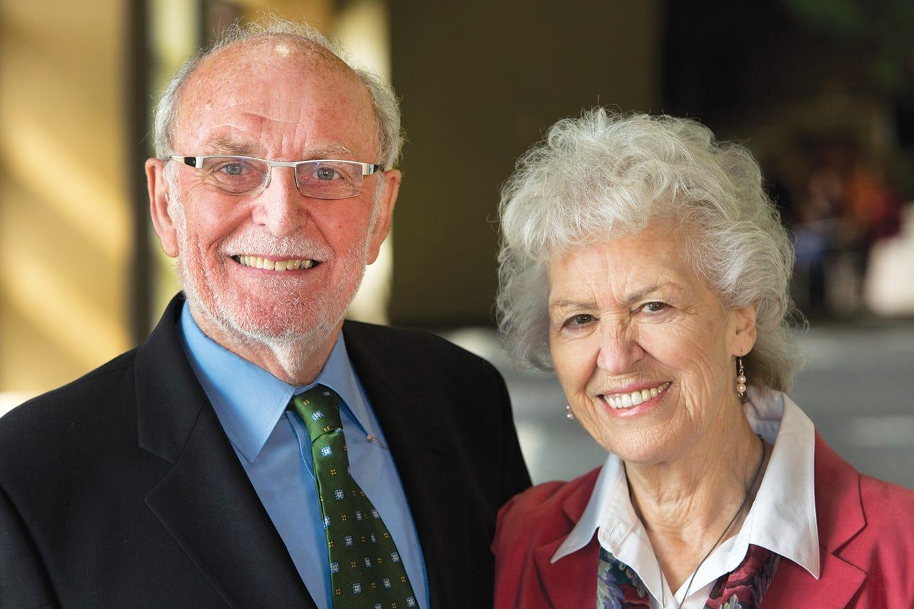 Stuart and Jill Briscoe