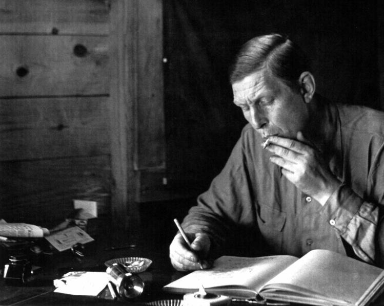 W H Auden - Reimer