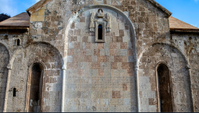Dadivank Monastery in Nagorno-Karabakh