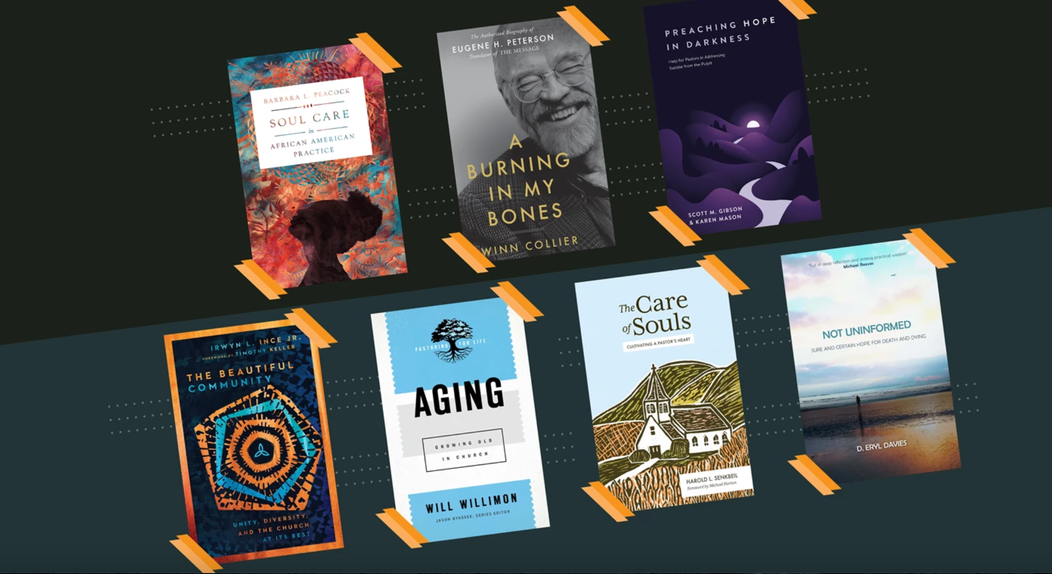 7 Books for Pastoral Care