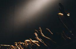 worship hands