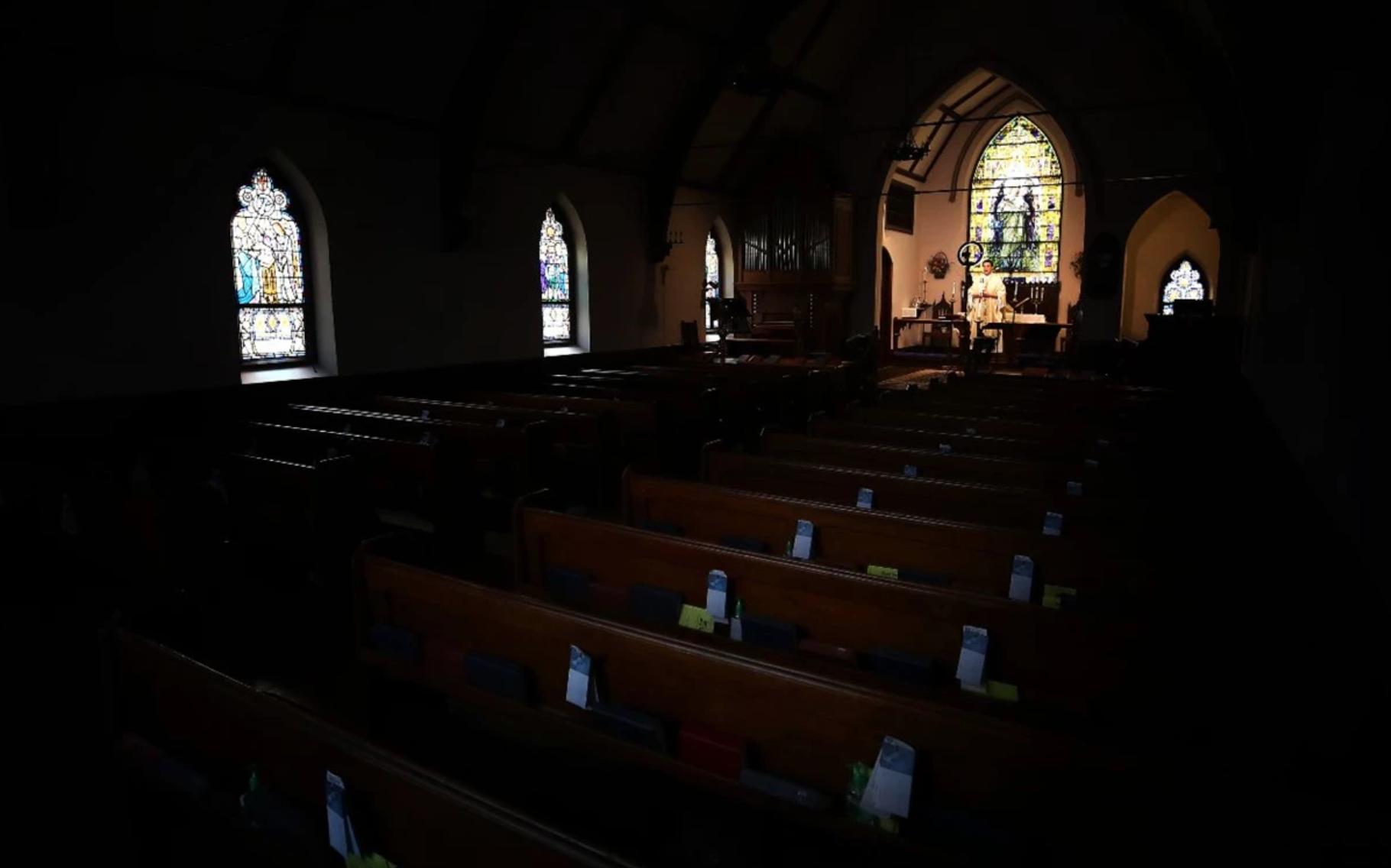 Burge - Mainline & Evangelical demography
